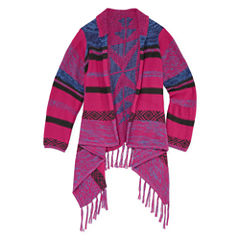 Arizona Long Sleeve Cardigan - Big Kid