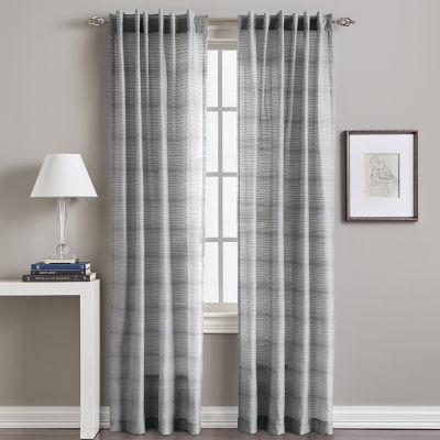 preston rodpocket backtab sheer curtain panel