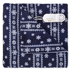 Biddeford™ Plush Heated Throw