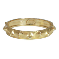 dom by dominique cohen Gold-Tone Thorn Bangle