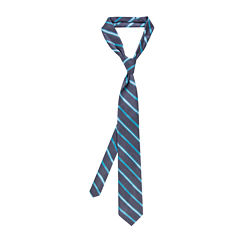 Van Heusen® Tie Right MD Traditional Stripe Tie