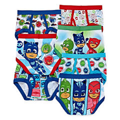 7-pc. Briefs-Preschool Boys