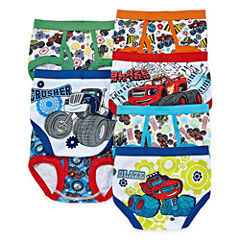 7-pc. Brave Briefs-Toddler Boys