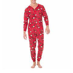 Onesie Fleece One Piece Pajama