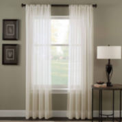 95 inch multi sheer curtains for window - jcpenney