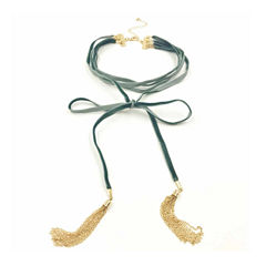 Bijoux Bar Womens Choker Necklace