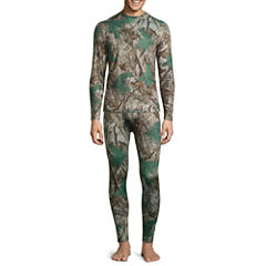 St. John's Bay® Poly Stretch Camo Thermal Shirt or Pants
