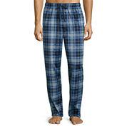 Stafford® Microfleece Pajama Pants