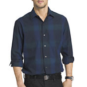 Van Heusen® Long-Sleeve Night Engineers Shirt