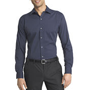 Van Heusen® Long Sleeve Flex Slim Fit Button-Front Shirt