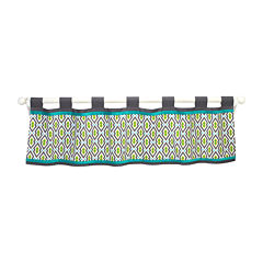 Safari Monkey Window Valance