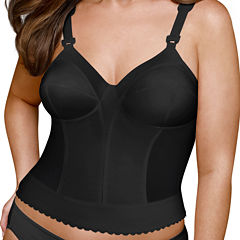 Exquisite Form® Fully Women's Back Close Longline Bra #5107532