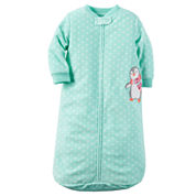 Carter's Girls Sleeveless Sleep Sack Baby