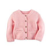Carter's Long Sleeve Cardigan - Baby