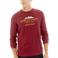 Levi's® Long-Sleeve Graphic Thermal