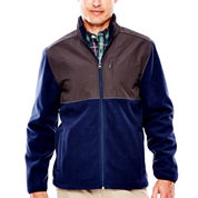 St. John's Bay® Windblock Fleece Jacket