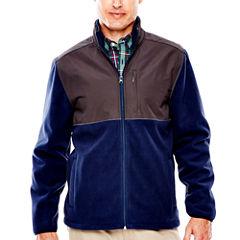 St. John's Bay® Windblock Fleece Jacket