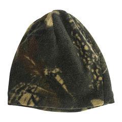 QuietWear® Reversible Knit Fleece Beanie