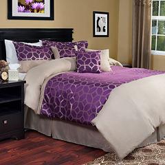 Cambridge Home Aria 7-pc. Comforter Set
