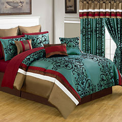 Cambridge Home Eve Complete Bedding Set with Sheets