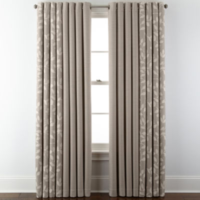 JCPenney Home™ Quinn Grommet Top Window Treatments