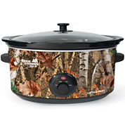Nesco Open Country SC-8017 8 Quart Portable Slow Cooker