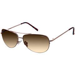 Liz Claiborne Full Frame Aviator UV Protection Sunglasses-Womens