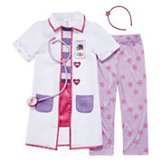 Disney Doc Mcstuffins Dress Up Costume