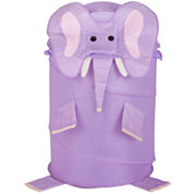 Honey-Can-Do® Elephant Large Pop-Up Hamper