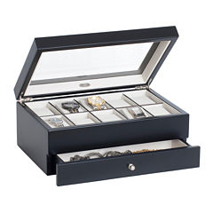 Mele & Co. Mens Java Watch Box