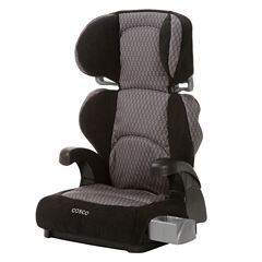 Cosco® Pronto™ Belt-Positioning Booster Car Seat - Linked Black