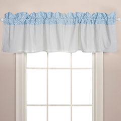 Trend Lab® Blue Taffy Window Valance