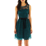 Danny & Nicole® Lace Dress
