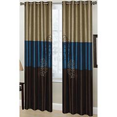 Phoebe 2-Pack Grommet-Top Curtain Panels