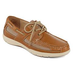 St. John's Bay Powell Mens Boat Shoes