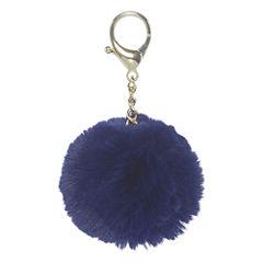 Medium Pom Key Chain