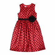 Marmellata Sleeveless Party Dress - Big Kid