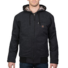 Walls Muscle Back Hooded Jacket with Kevlar