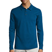 MSX by Michael Strahan Long-Sleeve Polo