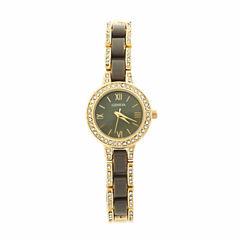 Geneva Womens Gray Bracelet Watch-Jcp2961