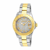 Invicta Womens Two Tone Bracelet Watch-22709