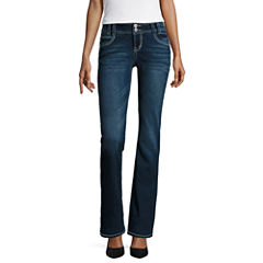 Wallflower Ultra-Skinny Jeans - Juniors