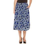 Sag Harbor® Heritage Separates Print Skirt