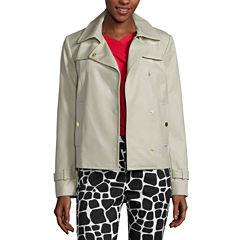 Liz Claiborne® Collarless Blazer - Tall