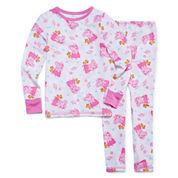 2-pc. Peppa Pig Pajama Set - Toddler Girls 2t-5t