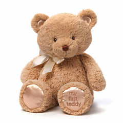 Gund My 1st Teddy Tan