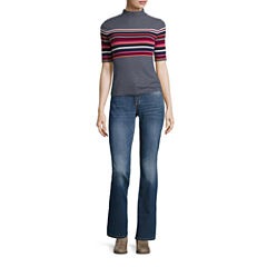 Arizona 3/4 Sleeve Top or Arizona Bootcut Jeans