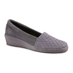 Grasshoppers® Amelia Slip On Wedge Shoe