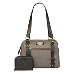 Rosetti Edge Out Satchel