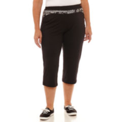 Alfred Dunner Plus Size Capris & Crops for Women - JCPenney